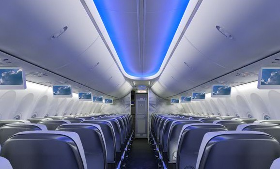 Eerste Boeing 737 700 Next Generation Naar Air Berlin