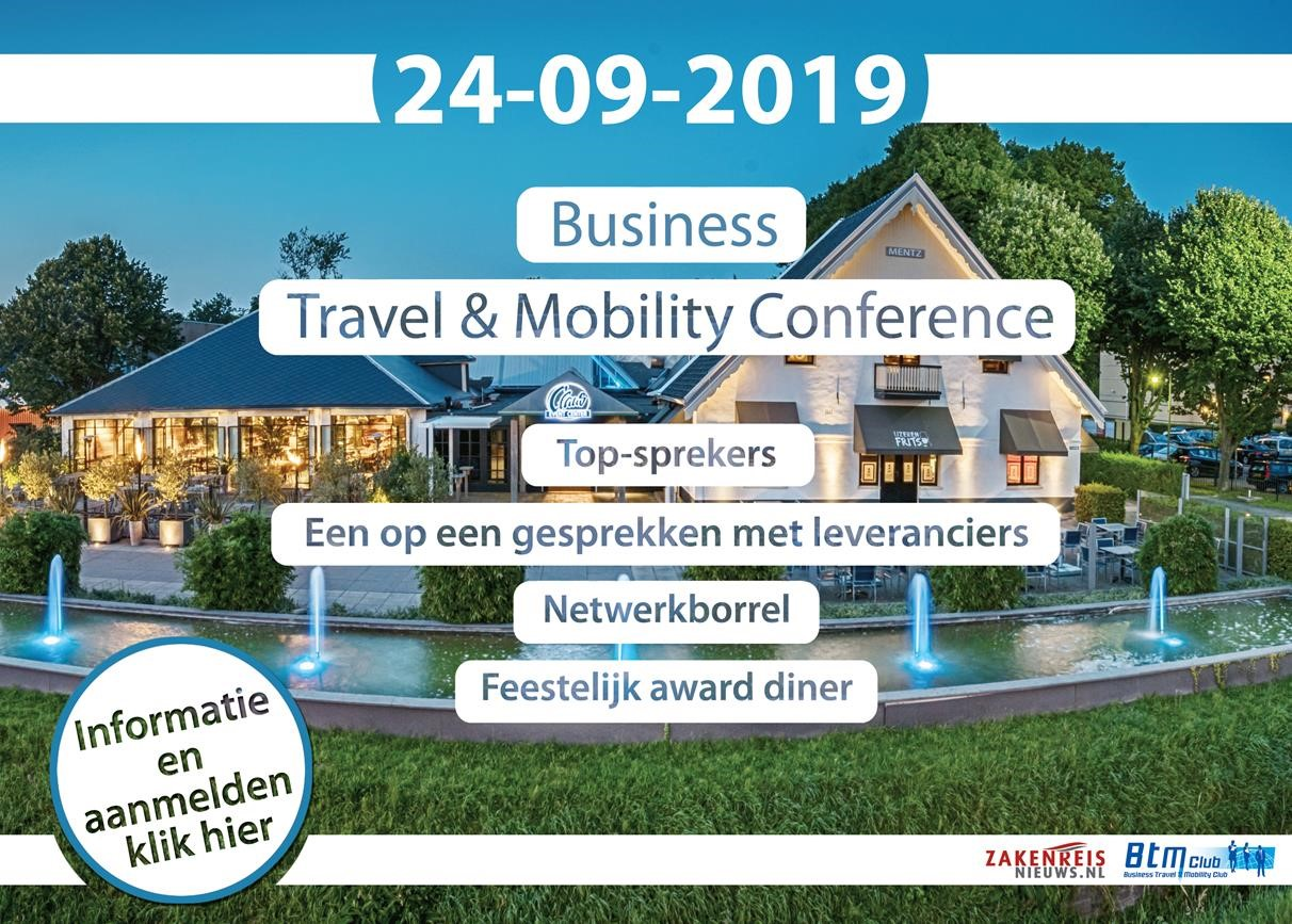 Business Travel & Mobility Conference 2019