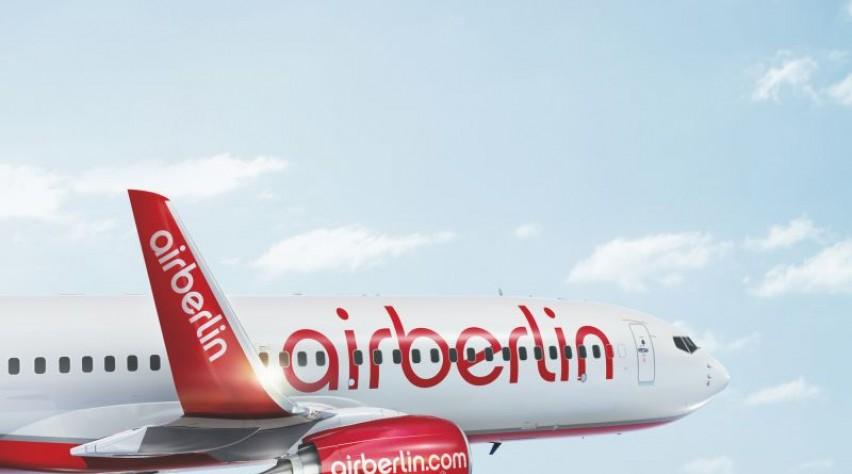 Airberlin Boeing 737
