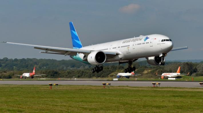 Garuda Indonesia London Gatwick