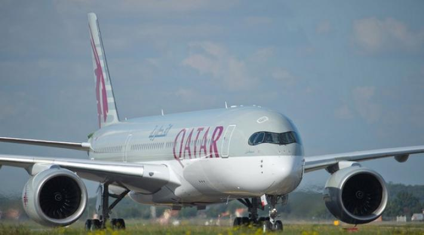 Levering eerste airbus a350 aan qatar airways uitgesteld for Interieur qatar airways