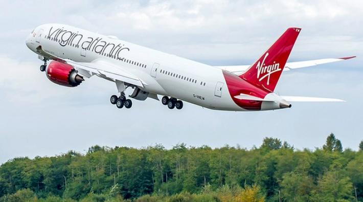 virgin atlantic, boeing 787-9