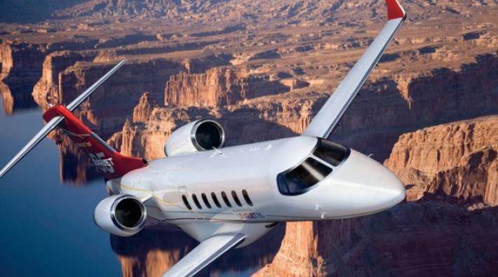 bombardier, learjet 85, mexico, composiet