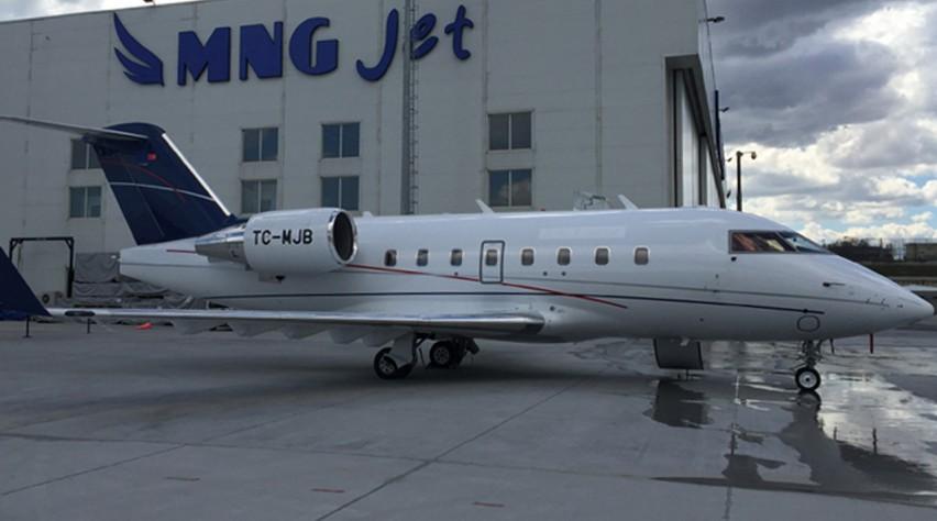 MNG Jet