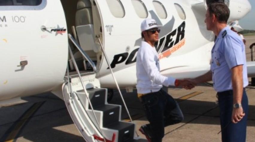 neymar, zakenjet