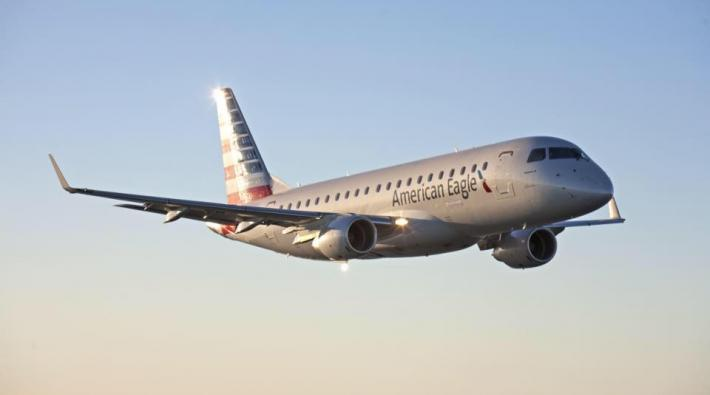 American Airlines Embraer