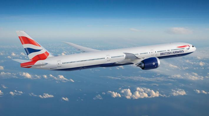 Boeing 777-9 British Airways