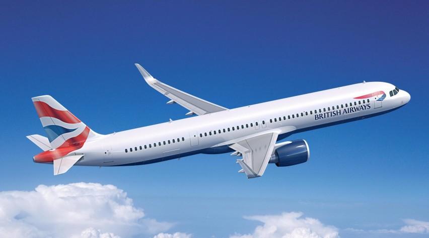British Airways A321neo