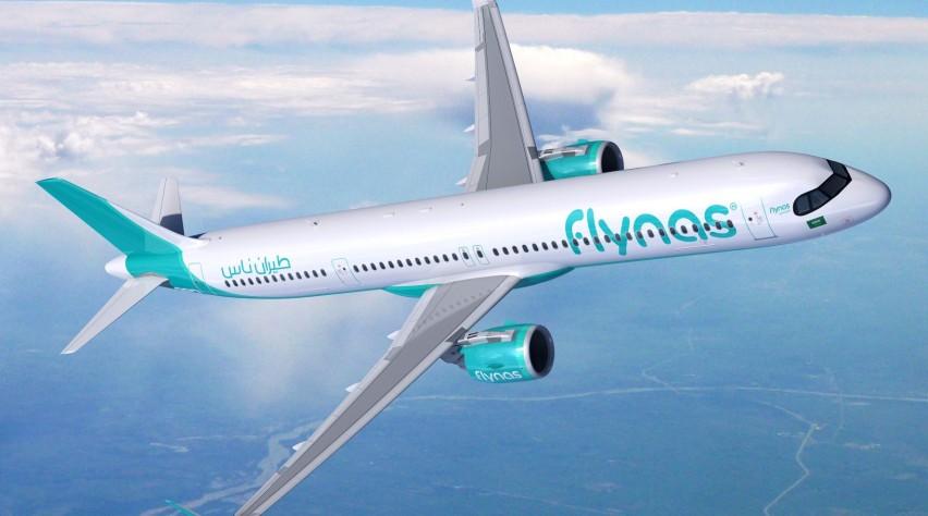 A321XLR Flynas
