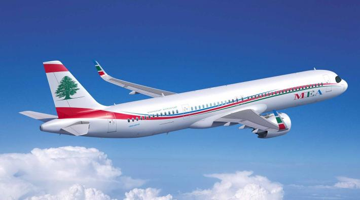 Middle East Airlines A321XLR MEA