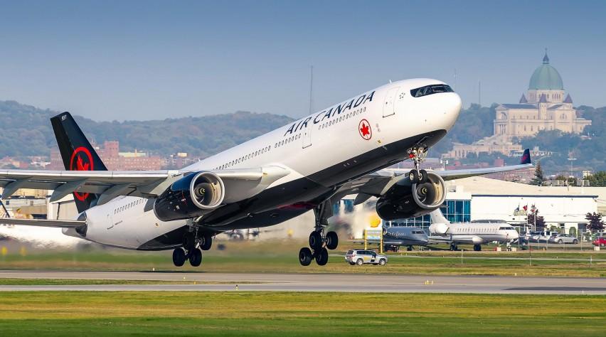 Air Canada Airbus A330