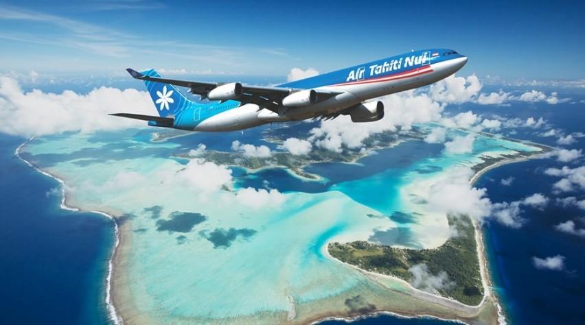 Airbus A340 Air Tahiti Nui