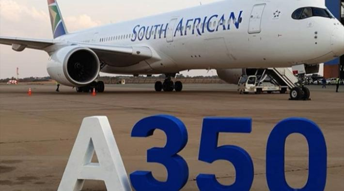 SAA Airbus A350-900