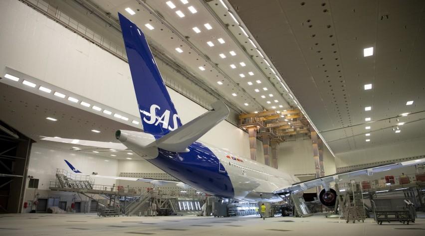 SAS A350-900