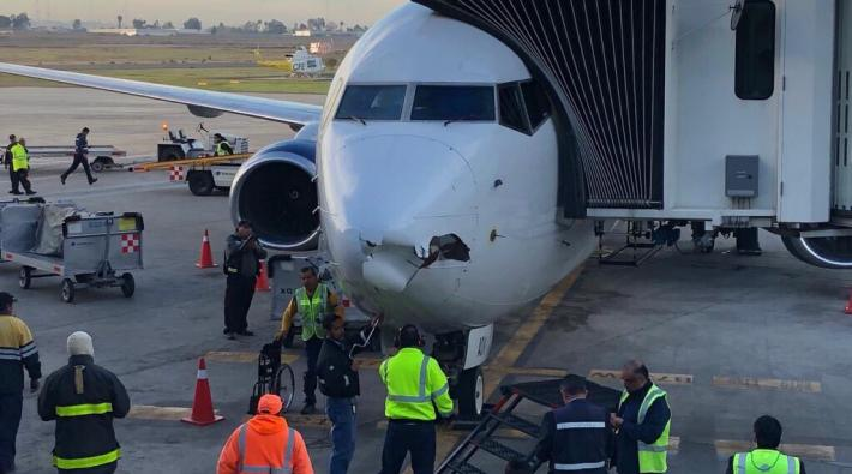 Aeromexico Boeing 737 incident