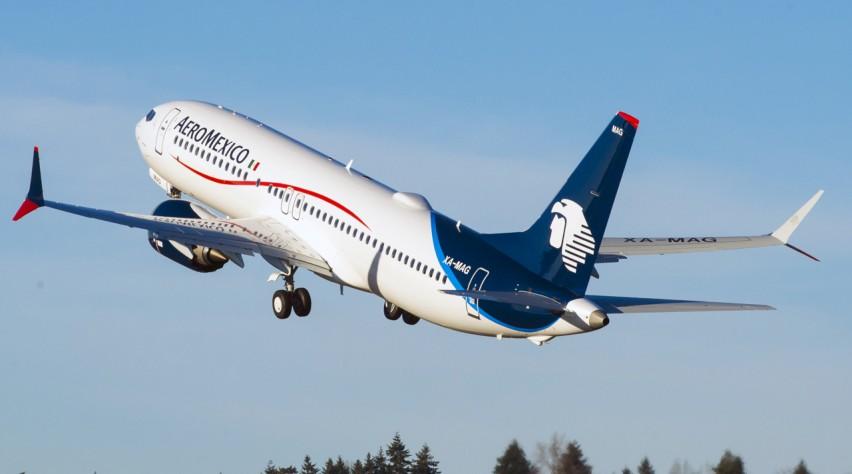Aeromexico Boeing 737 MAX