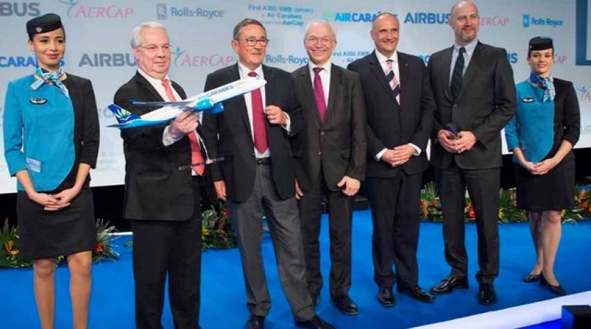 Air Caraïbes A350 XWB