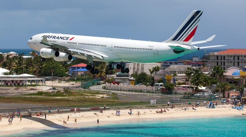Air France Sint-Maarten