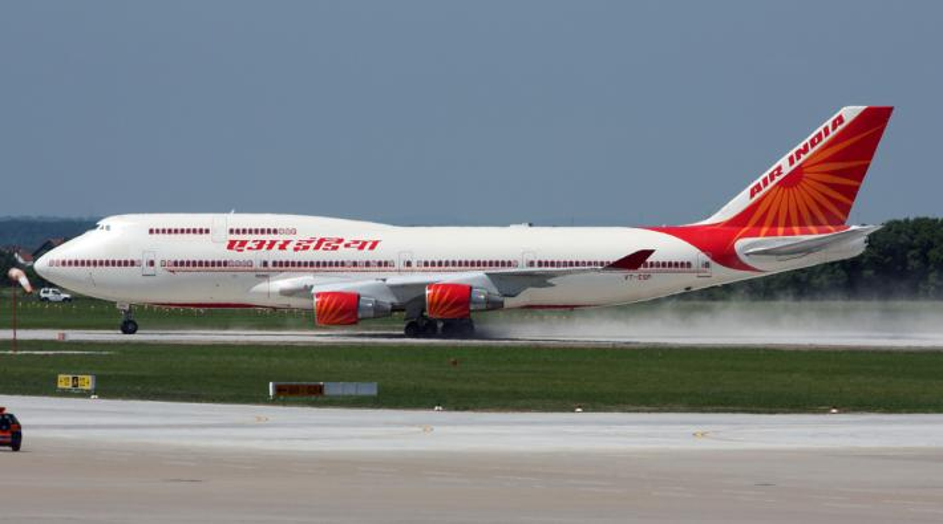 Air India 747