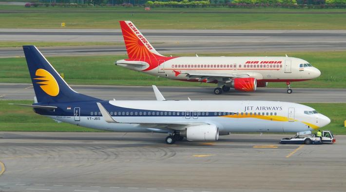 Air India Jet Airways
