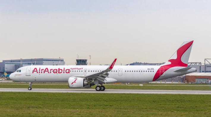 Air Arabia Airbus A321LR