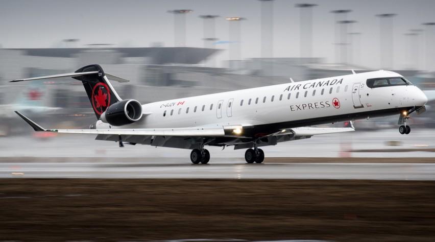Air Canada CRJ900