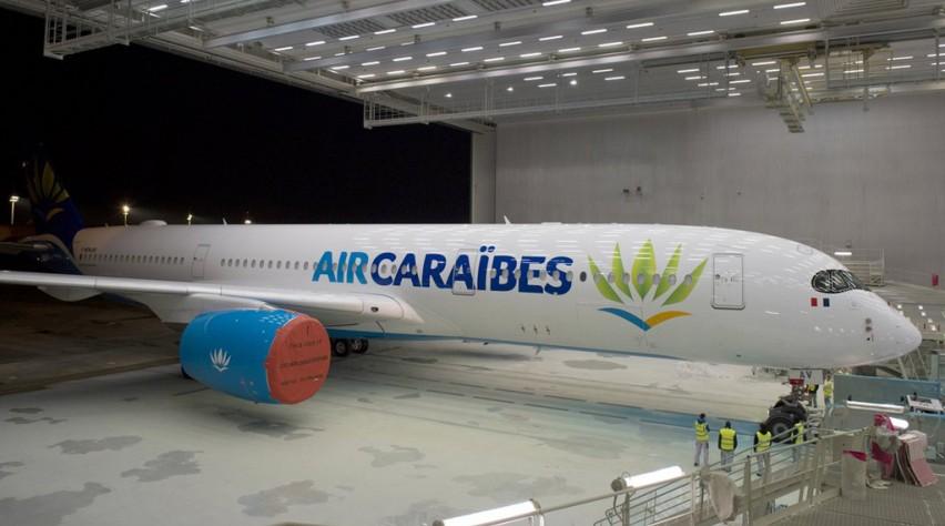 Air Caraibes Airbus A350
