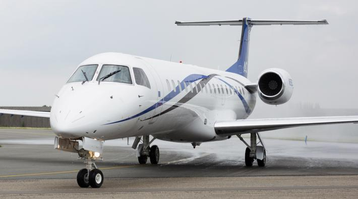Air Charters Europe Embraer 145