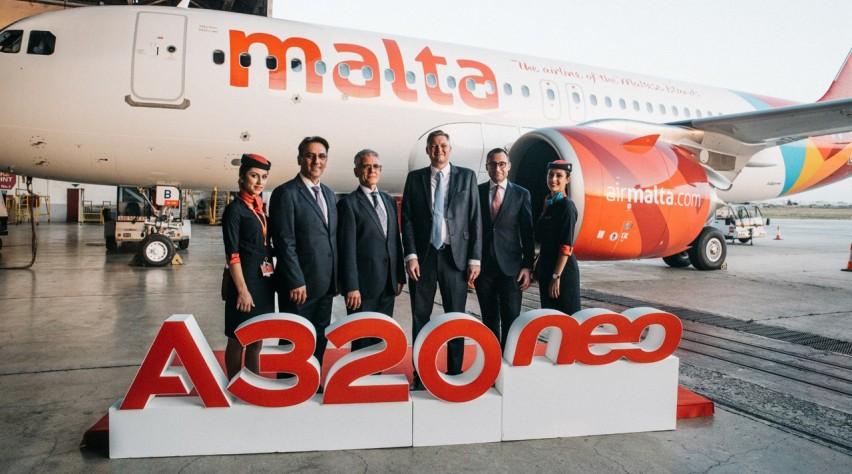 Air Malta A320neo
