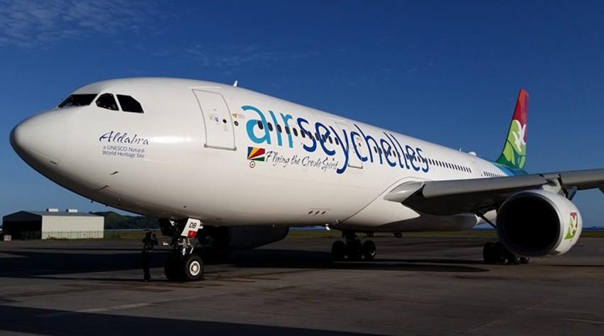 Air Seychelles A330