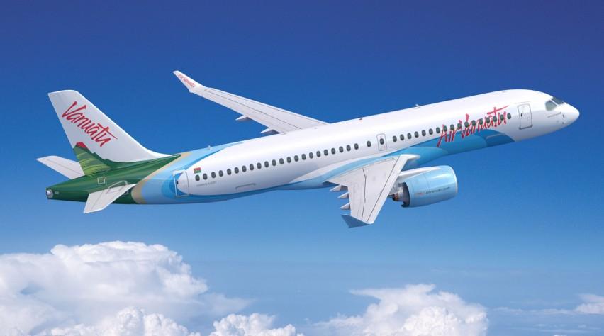 Air Vanuatu A220