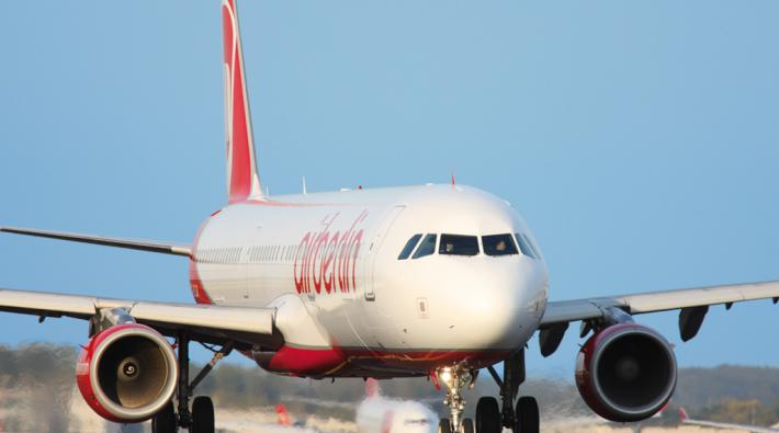 airberlin Airbus A321