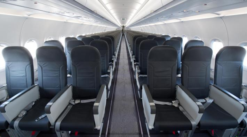 Airbus A320 cabine