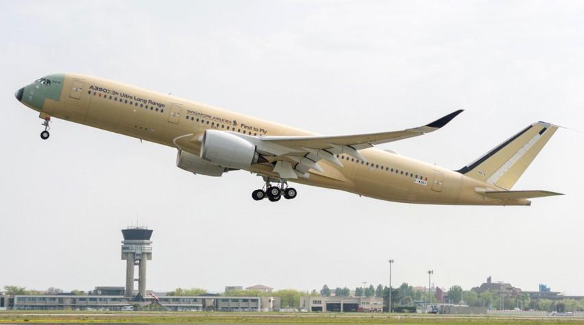 Airbus A350ULR