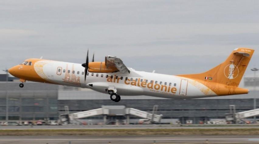 air caledonie, atr 72-600