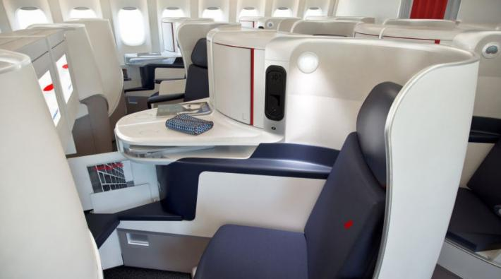 Air france in 2018 ook nieuwe cabine in a330 for Migliori cabine business class 2017