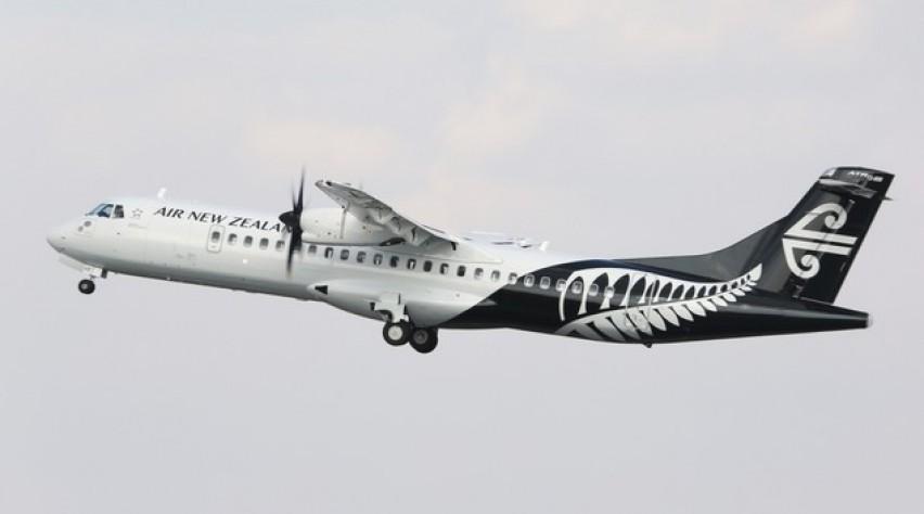 air new zealand, atr 72, 72-600