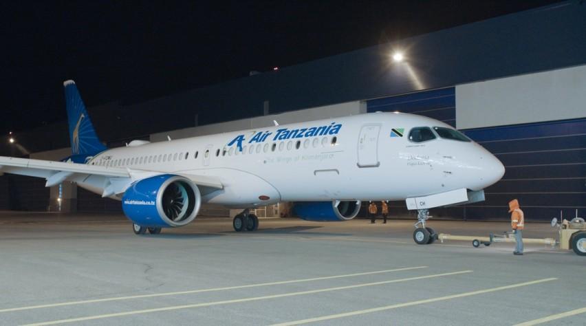 Air Tanzania Airbus A220-300