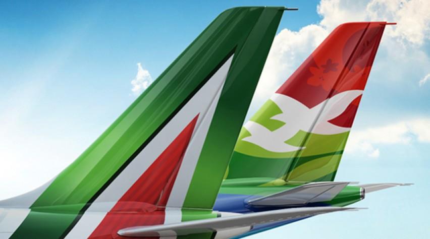 Alitalia Air Seychelles
