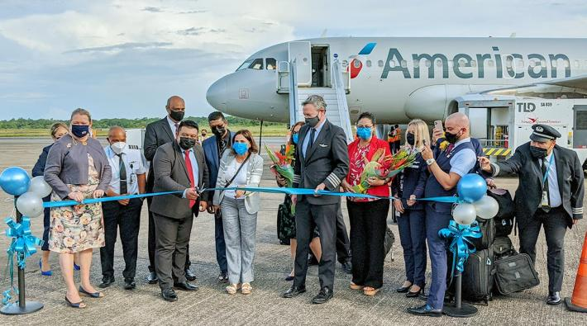 Paramaribo American Airlines