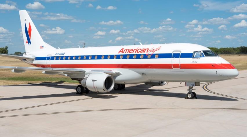 American Eagle retro
