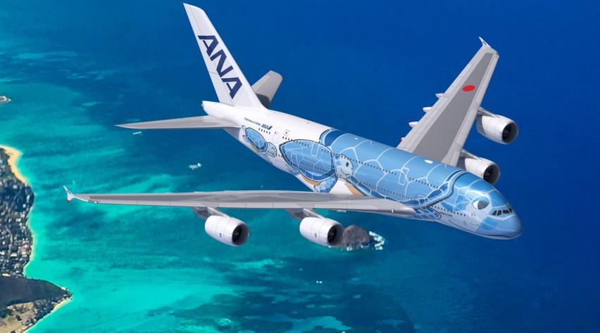 ANA onthult interieur en uitstraling Airbus A380-vloot ...