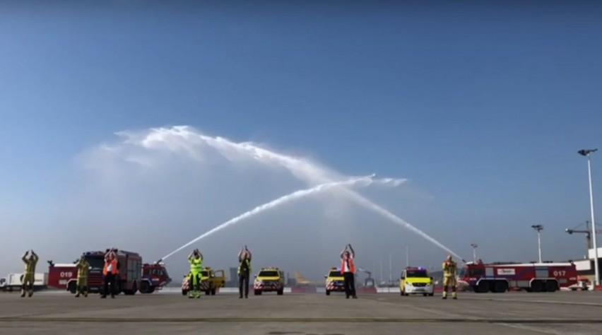 Brussels Airport applaus zorgpersoneel
