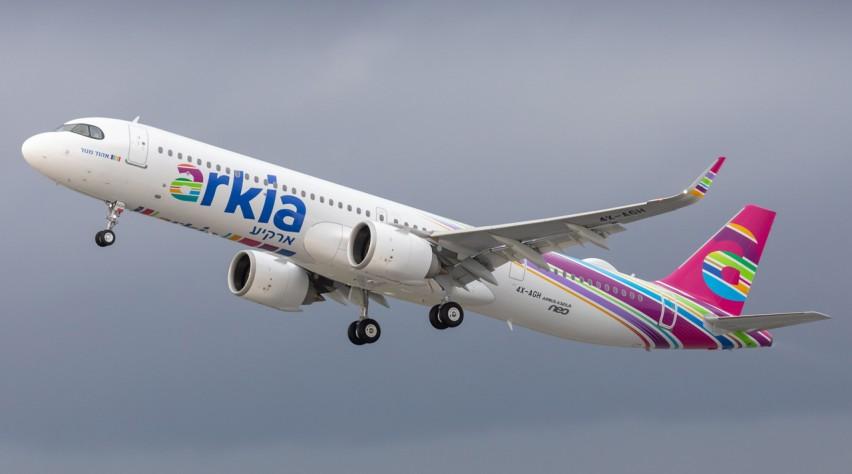Arkia A321LR