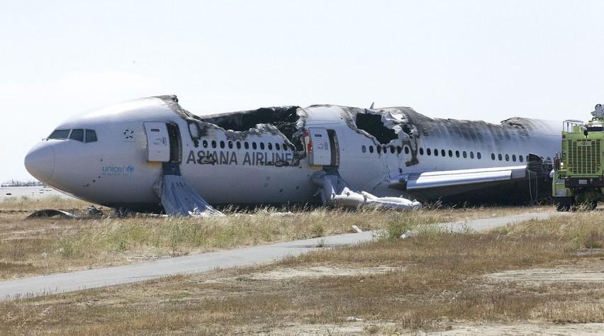 Asiana 214 crash