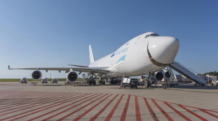 ASL Airlines 747