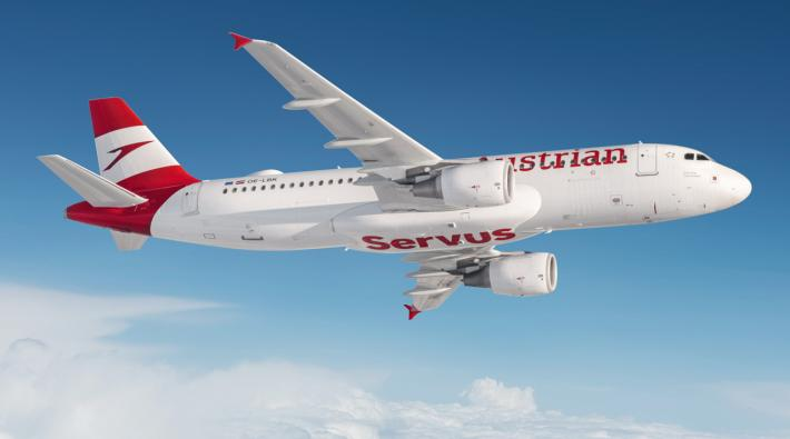 Austrian Airlines A320