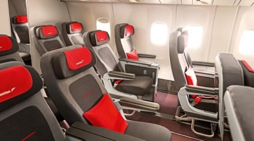 Austrian Airlines Premium Economy