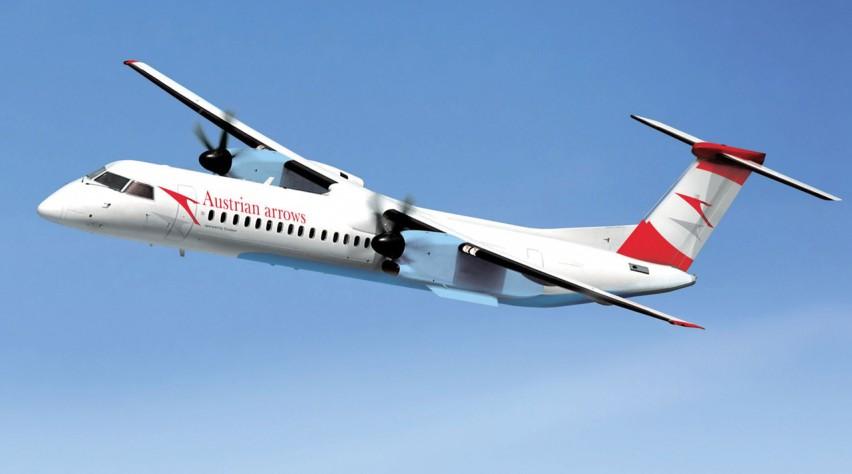 Austrian Airlines Q400