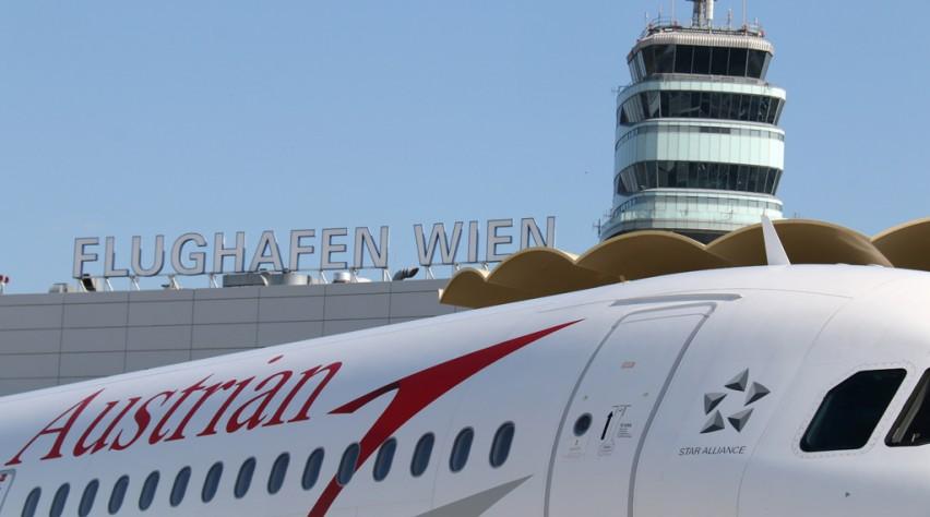 Austrian Airlines Vienna Airport